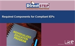 Required Components for Compliant IEPs