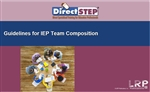 Guidelines for IEP Teams Composition
