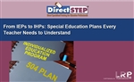 From IEPs to IHPs: Special Education Plans Every Teacher Needs to Understand