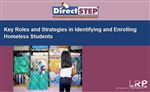 Key Roles and Strategies in Identifying and Enrolling Homeless Students