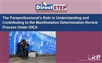 A Paraprofessional's Role in Understanding and Contributing to the Manifestation Determination Review Process Under IDEA