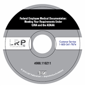 Federal Employee Medical Documentation: Meeting Your Requirements Under GINA and the ADAAA